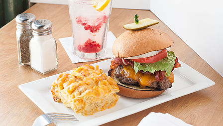 Scarlett O'Hara's Rhett's Burger