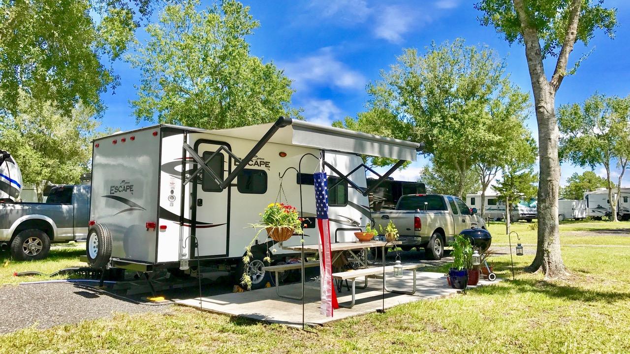 Stagecoach Rv Park Visit St Augustine