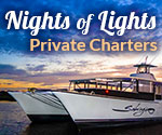 Nights of Lights Private Boat Charters