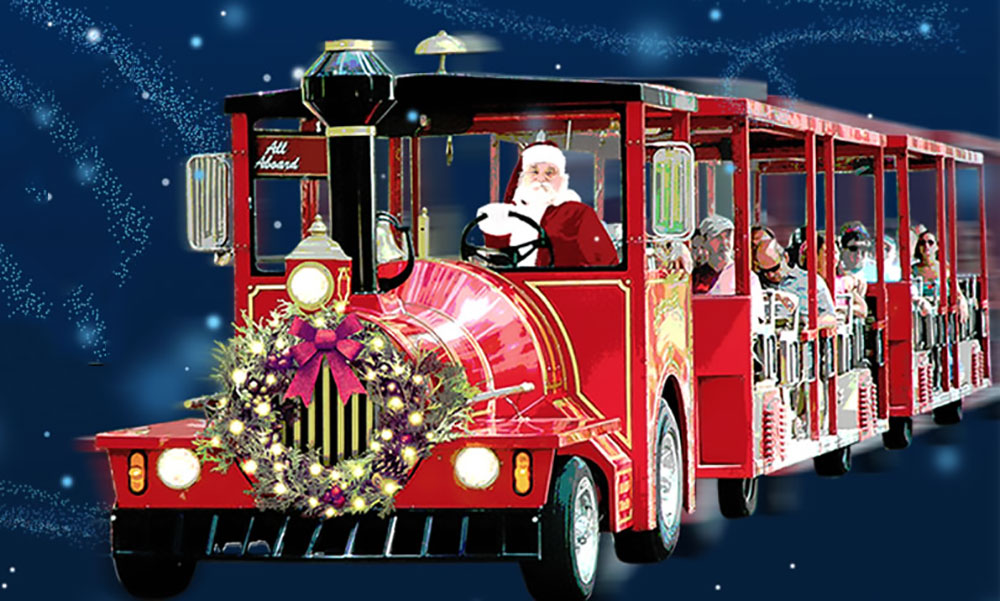 Ripley's Red Trains Nights of Lights Tours | Visit St. Augustine