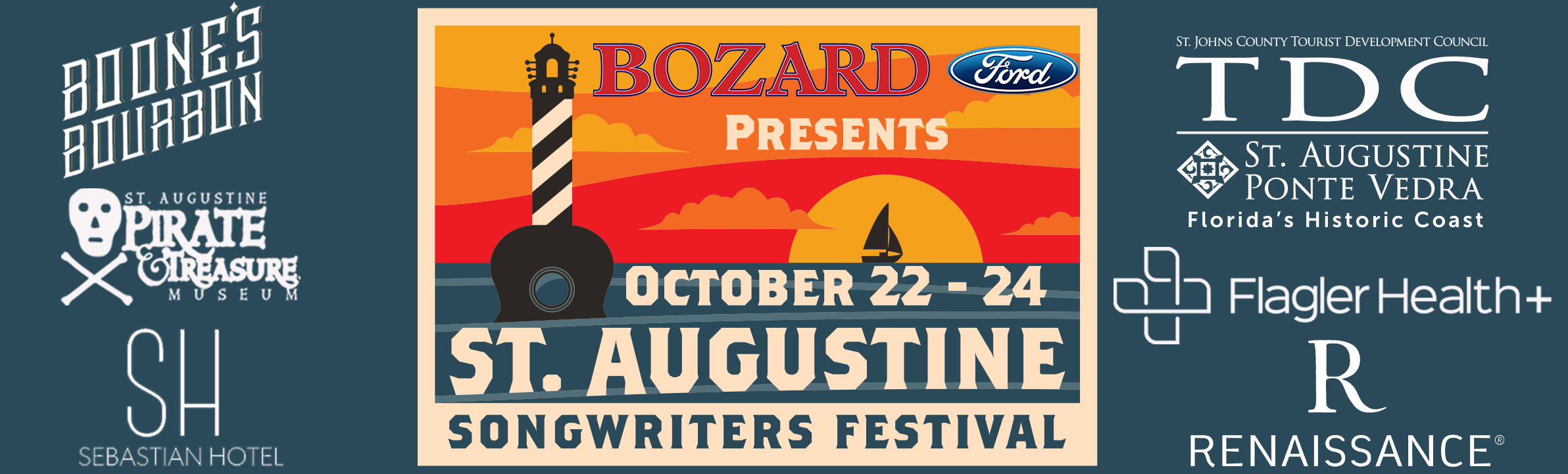 St. Augustine Singer Songwriter's Festival