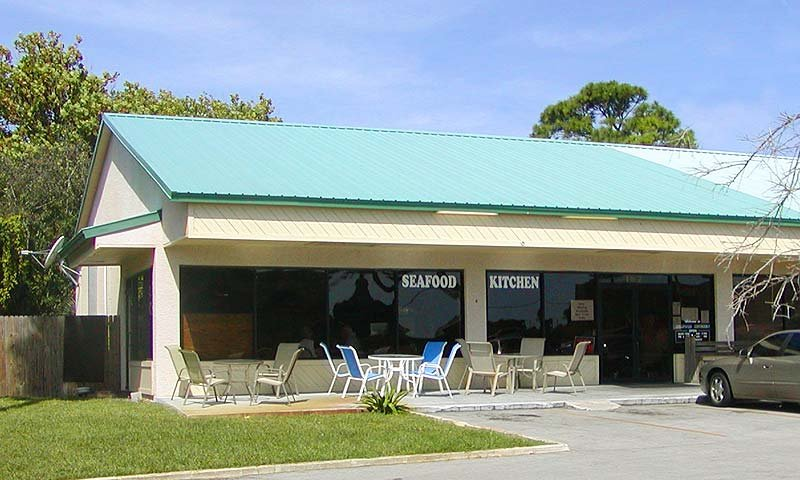 Seafood Kitchen St Augustine Fl