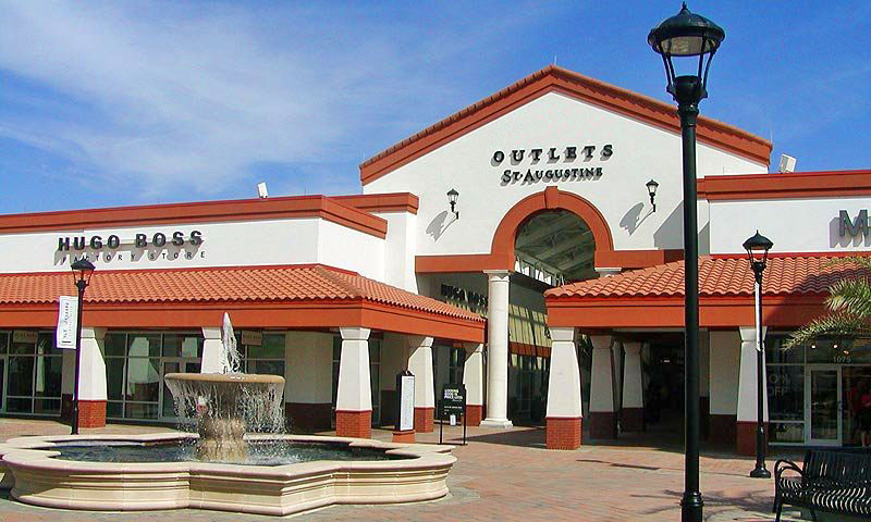 St. Augustine Outlets is a premier shopping center in St. Augustine, Florida that offers shopping, dining and entertainment from top retailers.