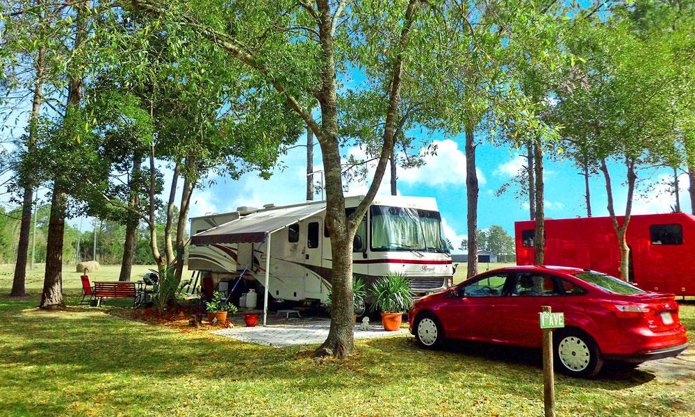 Camping In St Augustine St Augustine Fl