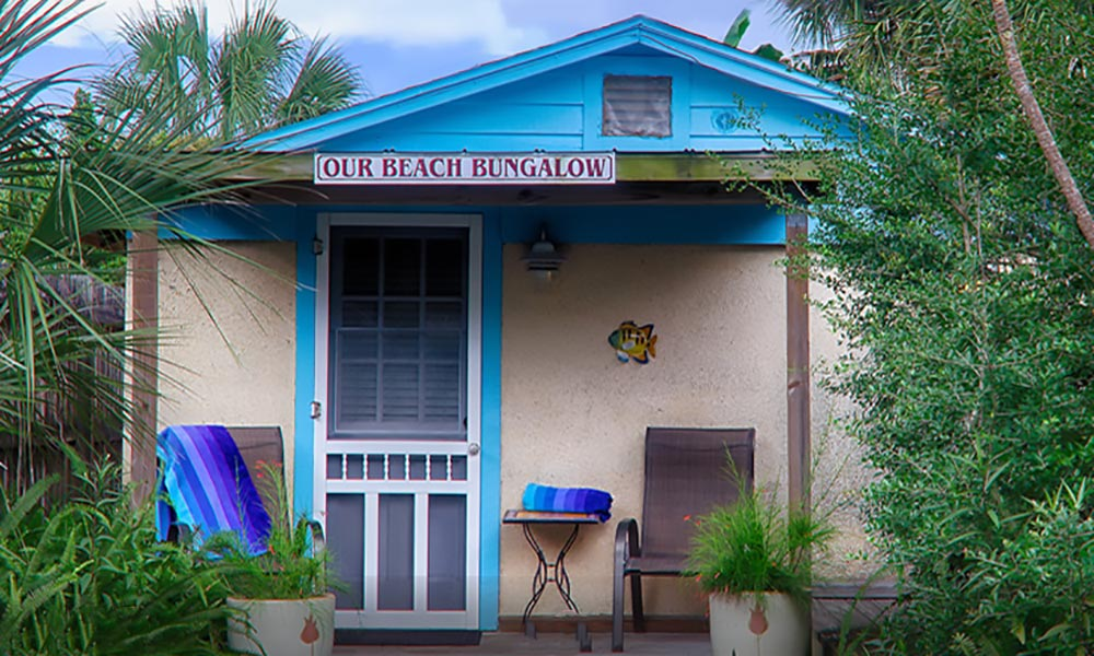 Our Beach Bungalow St Augustine