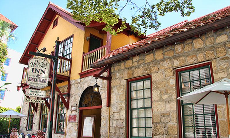 Old City House Inn Visit St Augustine