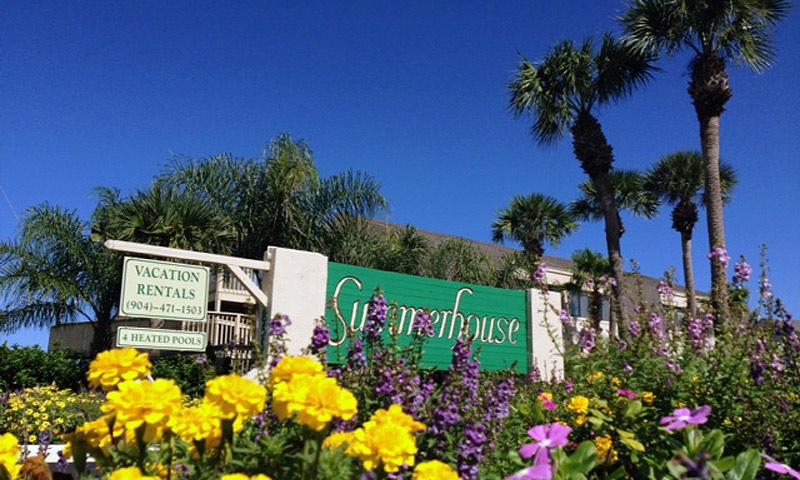 St Augustine Beach And Racquet Club