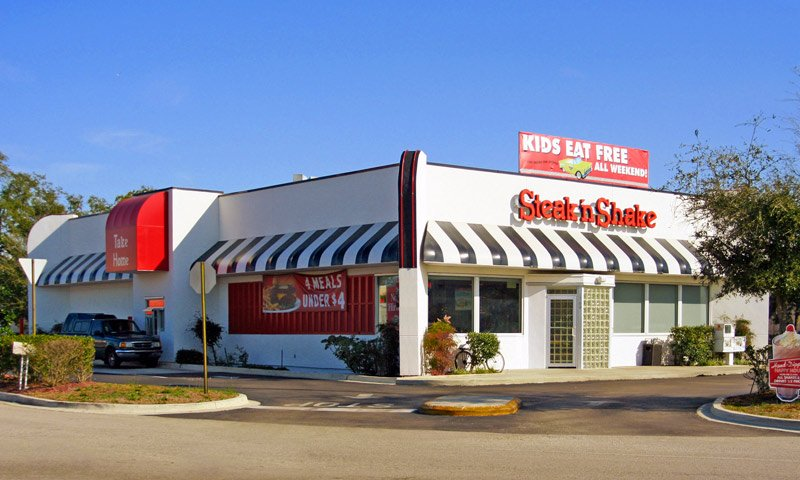 Steak 39 n shake visit st augustine for Steak n shake dining room hours