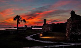 St. Augustine Today's picture