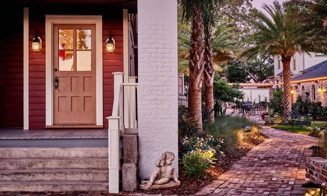 The collector luxury inn gardens visit st augustine - The collector luxury inn gardens ...