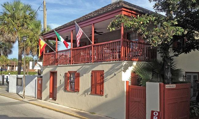 Mexican Restaurant In Downtown St Augustine