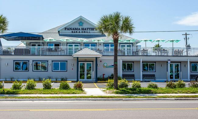 A local favorite restaurant and bar, Panama Hattie's has reopened after major renovations.