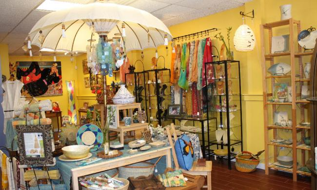 Amistad offers handcrafted fair trade products in St. Augustine's historic district.