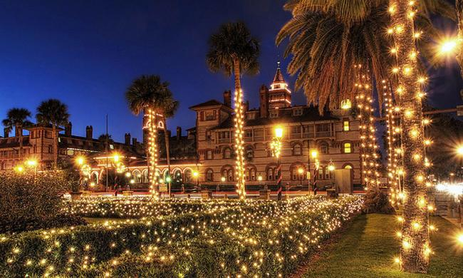7 Ways to See Nights of Lights 2018 | St. Augustine, FL