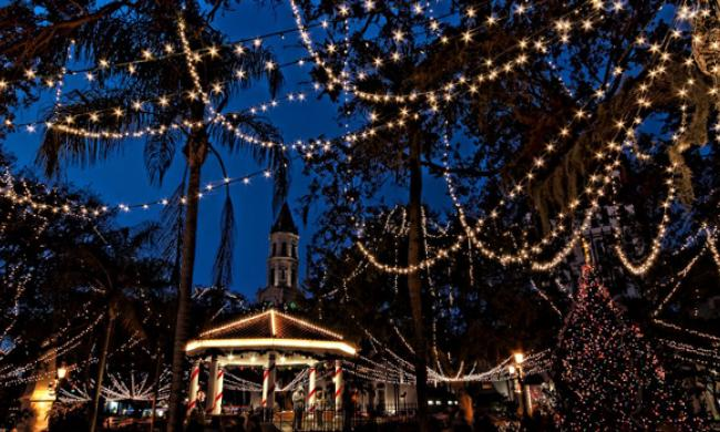 Ultimate Survival Guide to St. Augustine Nights of Lights 2017-18 ...