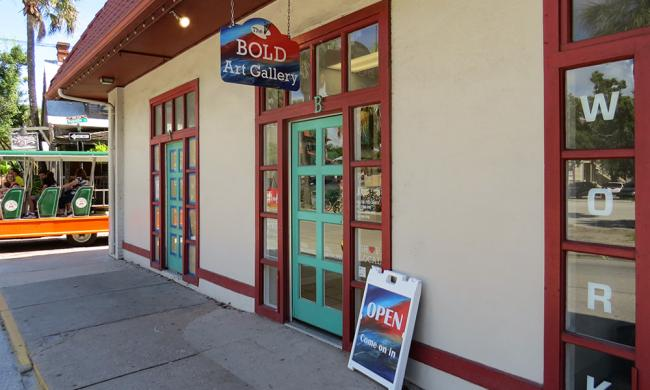 Bold Gallery features art and books by artist and author Brenda Basham Dothage.