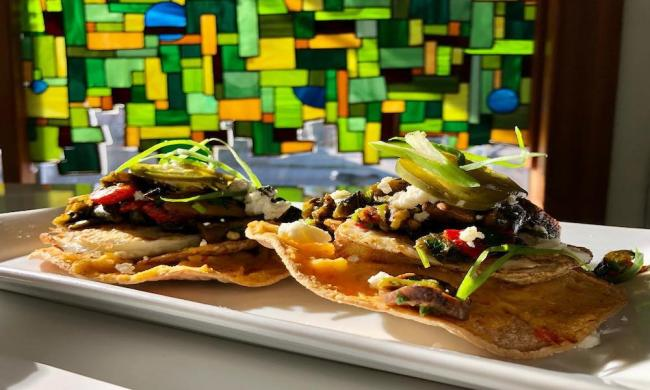 Tostada Tuesday at Buena Onda
