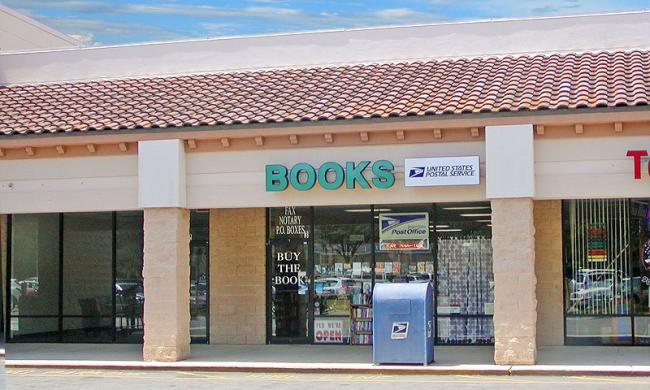 Find your next book in St. Augustine, Florida!