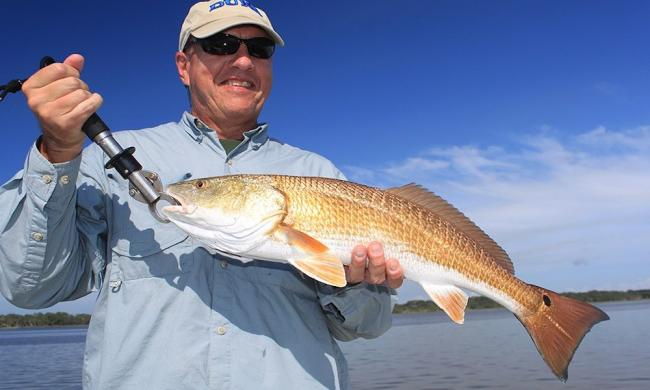 FIshing with Captain Chris Fishing Charters in St. Augustine, FL