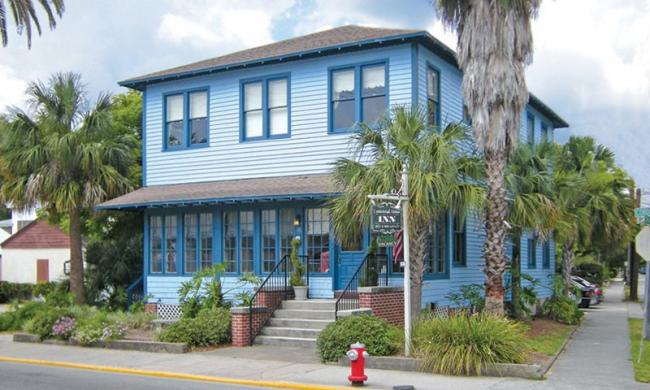 Centennial House Bed And Breakfast St Augustine