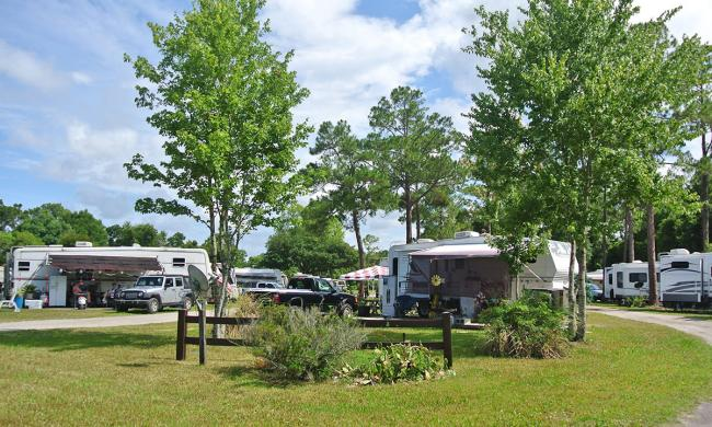 Cooksey S Rv Park Visit St Augustine