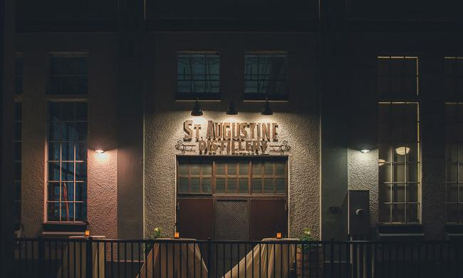 The St. Augustine Distillery will light up the night for any kind of special celebration.