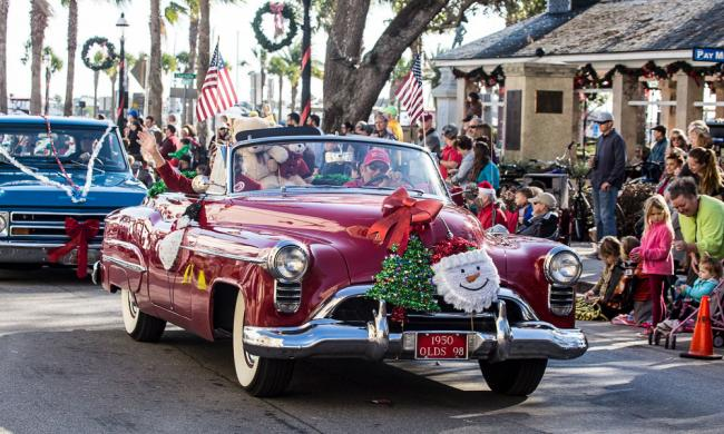St Augustine Christmas Boat Parade 2019 Christmas Parade 2018 | Visit St. Augustine