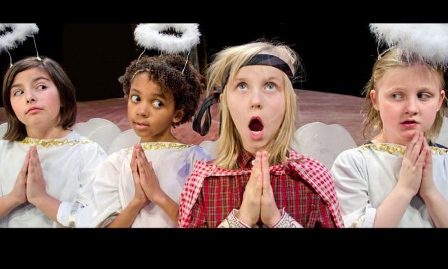 Christmas Pageant.Apex Theatre Studio The Best Christmas Pageant Ever Visit
