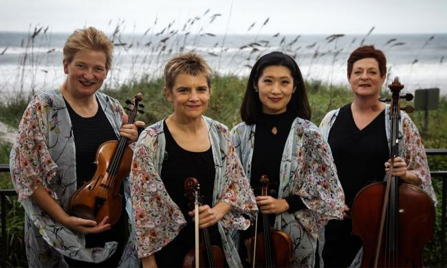 The Florida Chamber Music Project will perform April 25, 2021, at the Ponte Vedra Concert Hall.