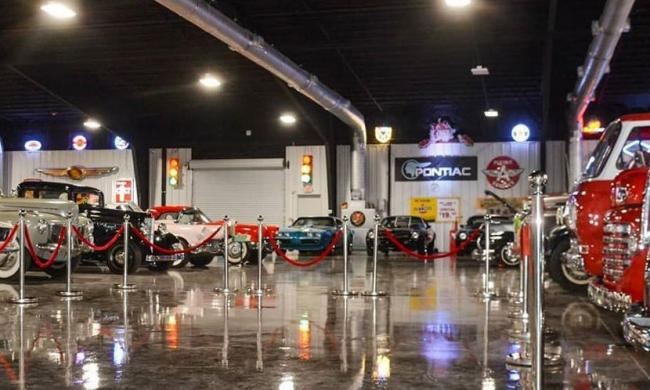 The Classic Car Museum of St. Augustine hosts Classic Cars & Coffee on the fourth Saturday of each month.