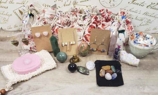 Vendors will showcase handmade and homemade food and dry goods at the Southern Creatives Spring Bazaar April 17, 2021.