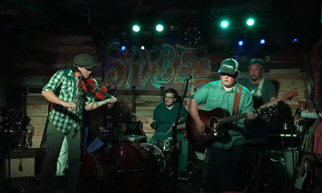 Davis and the Loose Cannons will perform at the Colonial Oak Music Park Thursday, Sept. 16, 2021.