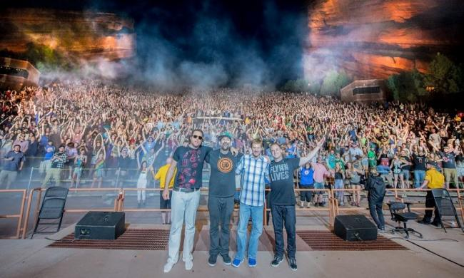 The Disco Biscuits will perform at the St. Augustine Amphitheatre Friday, Sept. 17, 2021, as a part of the 5th Annual Sing Out Loud Festival.