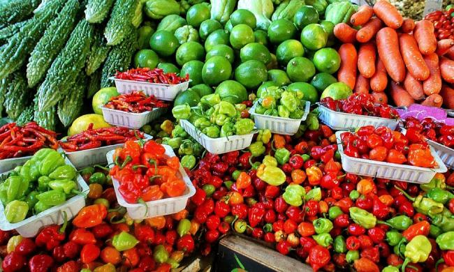 The STA City Market takes place every Saturday in St. Augustine.