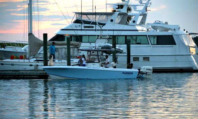 Annual bluewater tournament 2018 visit st augustine for Fishing boat games