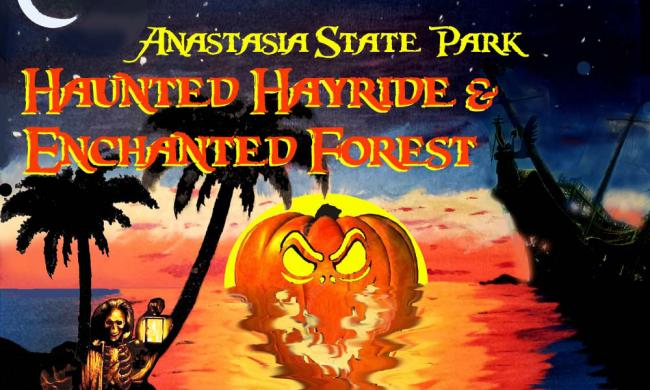 Haunted Hayride and Enchanted Forest | Visit St Augustine