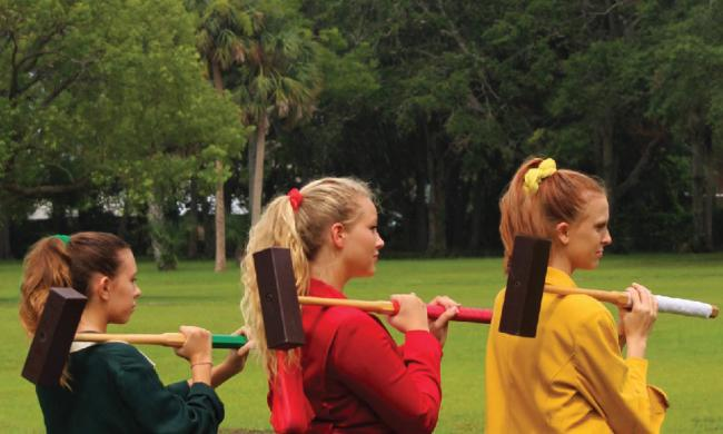 Limelight Theatre: Heathers The Musical   Visit St Augustine