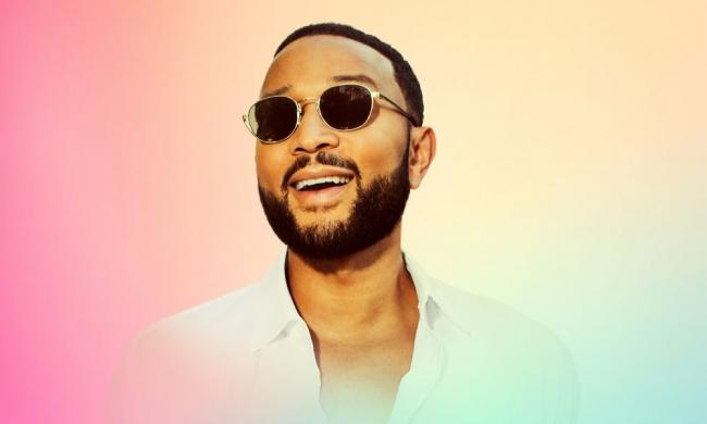 John Legend will stop by the St. Augustine Amphitheatre Oct. 9, 2021, on his Bigger Love 2021 Tour.