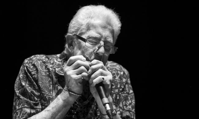 """John Mayall, multi-instrumentalist, singer, songwriter and """"The Godfather of British Blues,"""" returns to the Ponte Vedra Concert Hall."""