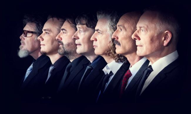1970s progressive rock band King Crimson will perform at the St. Augustine Amphitheatre July 24, 2021.