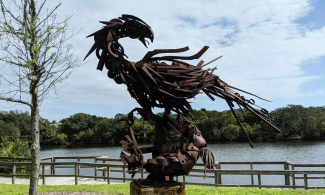 Local artisans will showcase their work at Art in the Park Saturday, May 22, 2021.