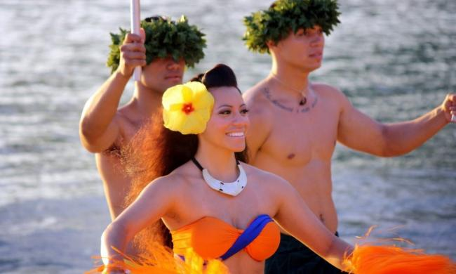 The City of St. Augustine Beach will kick off summer with a Full Moon Friday Luau June 25, 2021.
