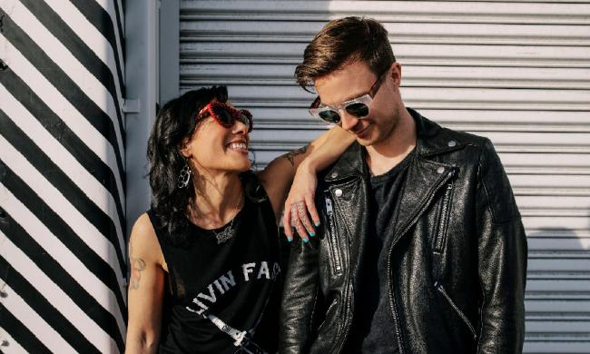 Matt And Kim Visit St Augustine
