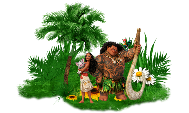 St. Johns County Parks and Recreation will present 'Moana' during a free Movie in the Park event Friday, June 11, 2021.