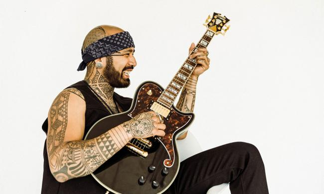 Nahko and Medicine for the People will perform at the Backyard Stage at The Amp St. Augustine on Saturday, Oct. 16, 2021.