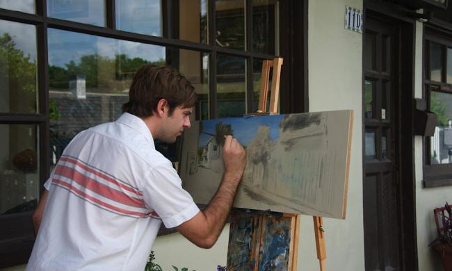 Painters of all mediums will capture St. Augustine's beauty in the 5th Annual St. Augustine Plein Air Paint Out April 22–25, 2021.