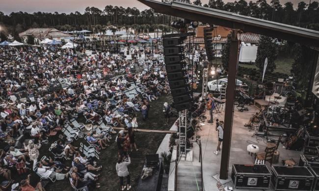 Roscolusa brings thousands of fans to Ponte Vedra Beach each year.