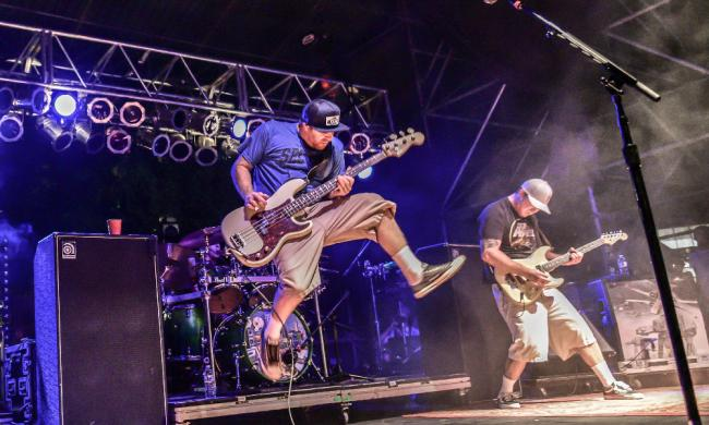 Slightly Stoopid Schools Out for Summer Tour
