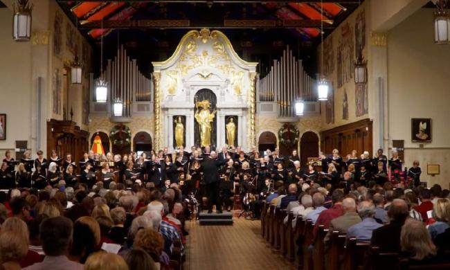 The St. Augustine Community Chorus will perform 'How Do We Keep From Singing?' as part of the Romanza Festivale of the Arts.