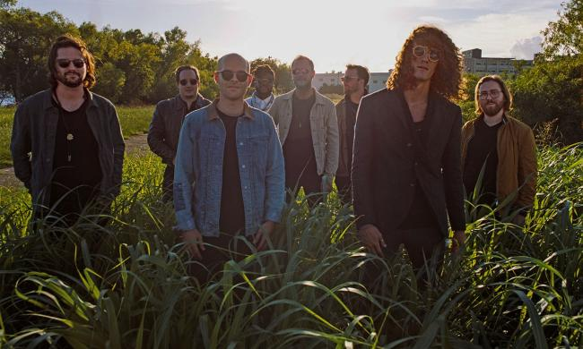 The Revivalists will perform live in concert at the St. Augustine Amphitheatre. (Photo by Zackery Michael.)